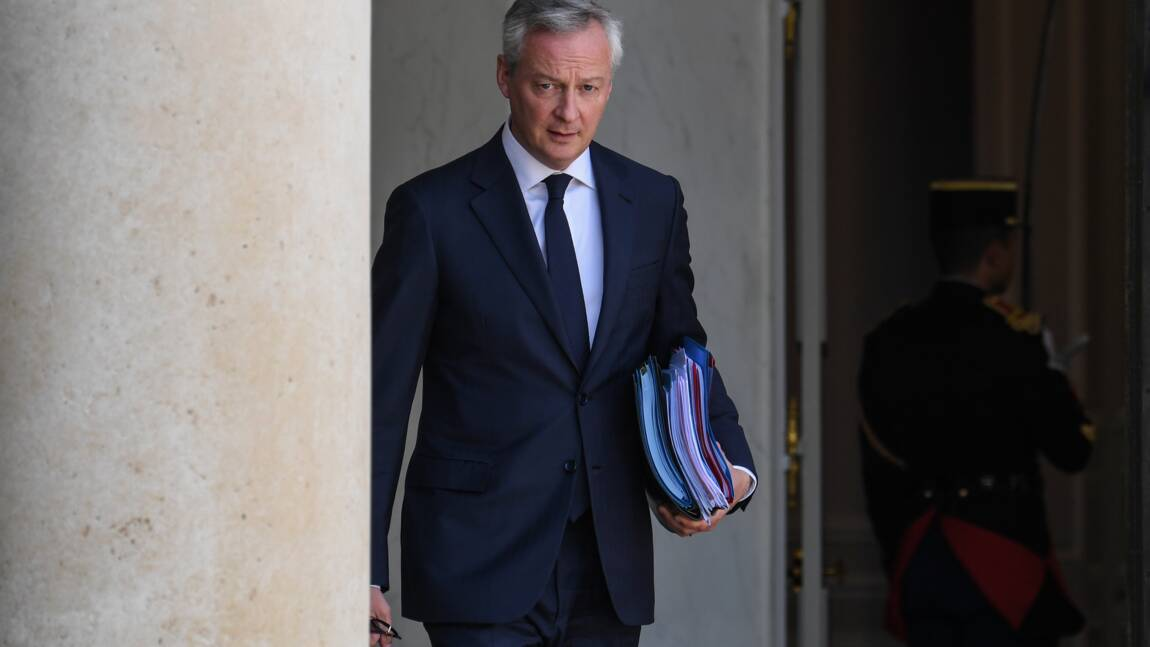 Relance: 30 mds d'euros dans la transition écologique, annonce Le Maire