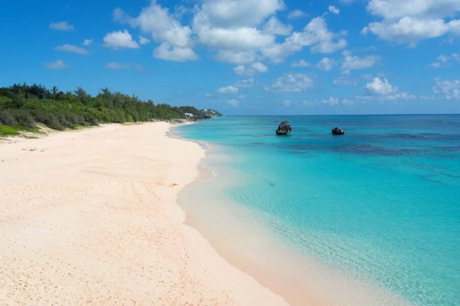 """Les Bermudes proposent un nouveau """"visa"""" pour permettre aux étrangers de venir y télétravailler pendant un an"""