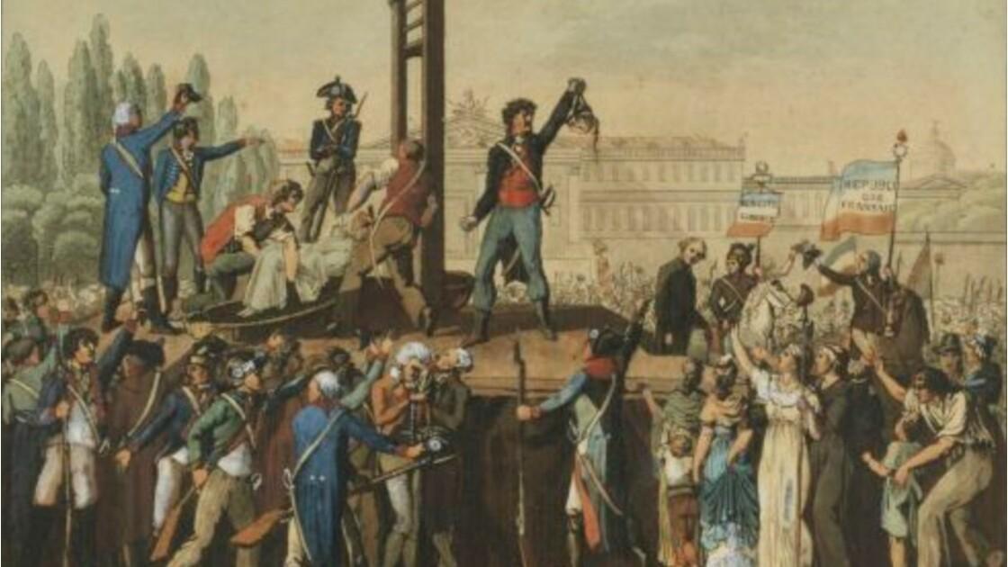 Quelles sont les grandes étapes de la Révolution française ?