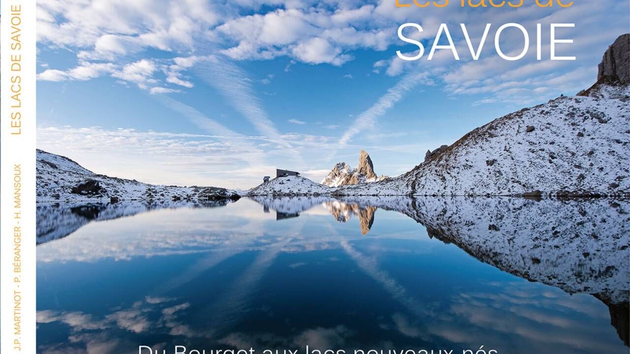 Pourquoi une trentaine de nouveaux lacs se sont formés en Savoie à cause du réchauffement climatique