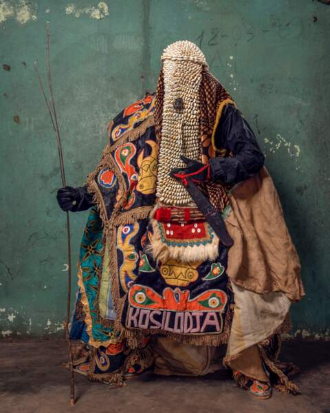 Ce culte provient du Nigeria