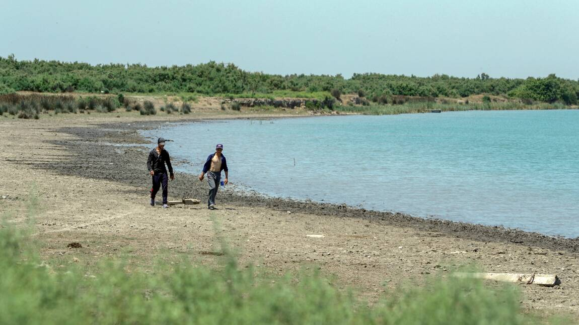 Azerbaïdjan: un fleuve vital s'épuise, assoiffant des villageois