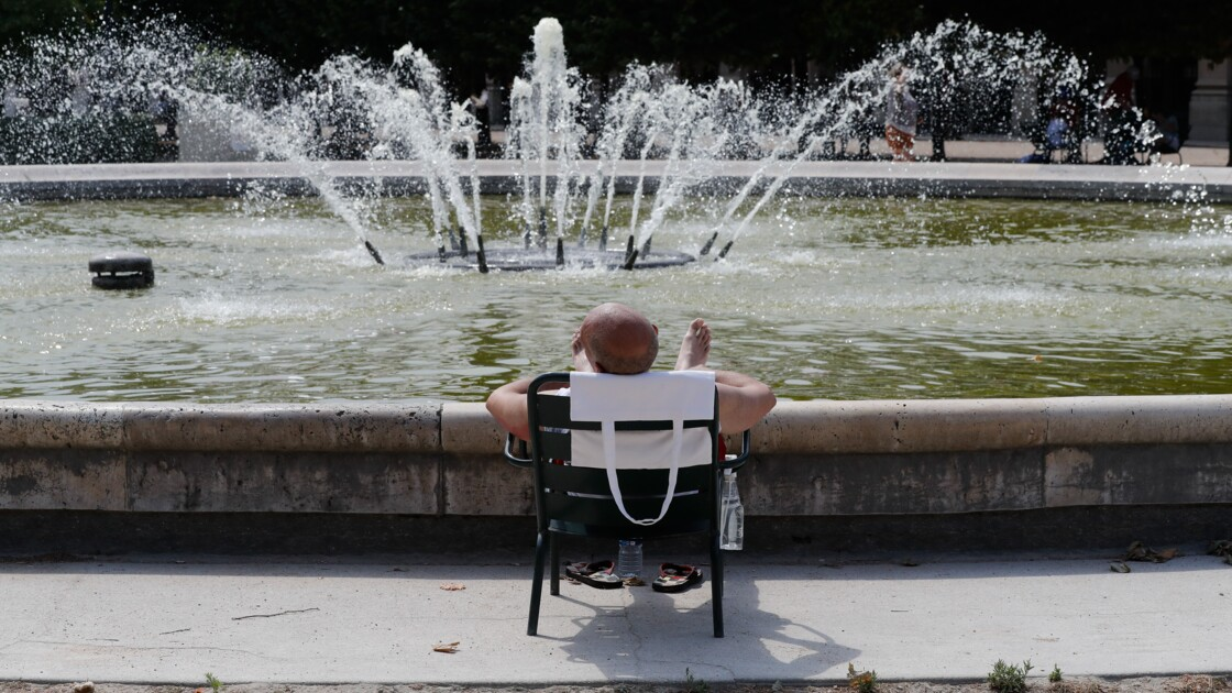 Pic de chaleur: les températures baissent sauf dans la vallée du Rhone