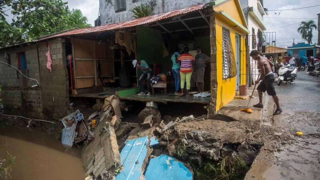 L'ouragan Isaias s'abat sur les Bahamas avant la Floride, foyer de Covid-19