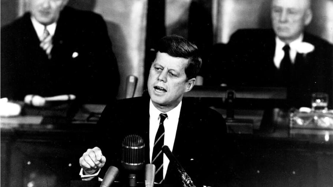 John F Kennedy Retour Sur Le Destin D Un President Fauche En Plein Vol Geo Fr