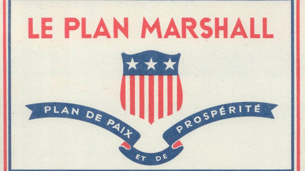 Que doit l'Europe au plan Marshall ?