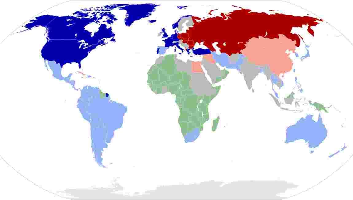 Guerre Froide : pourquoi le monde n'a-t-il pas basculé dans la Troisième Guerre mondiale?