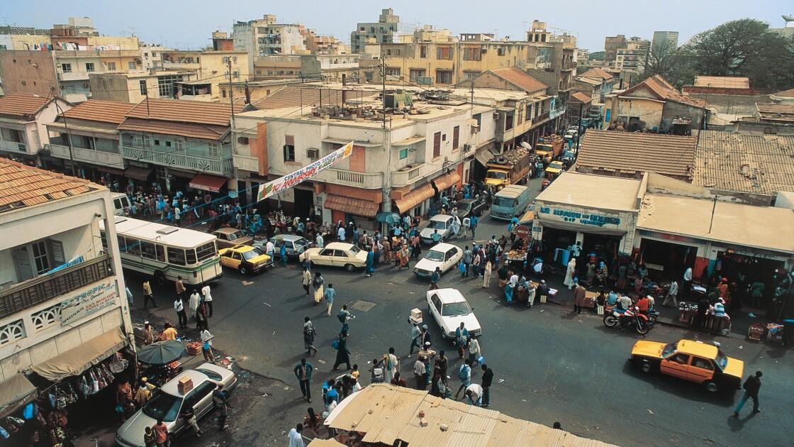Sénégal: l'emblématique marché de Dakar débute sa métamorphose