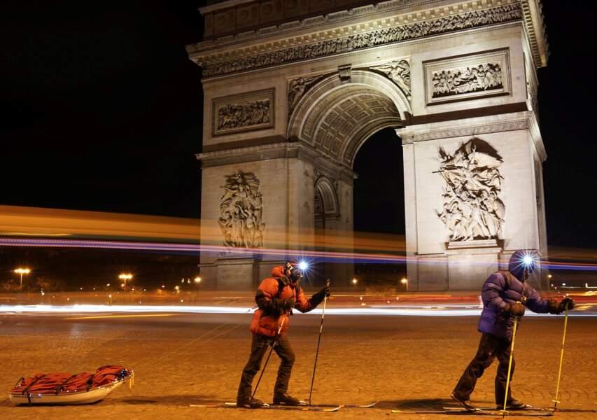 Une soirée à Paris avec Valentin Drouillard, Maxime Lainé et Thomas Tirtiaux