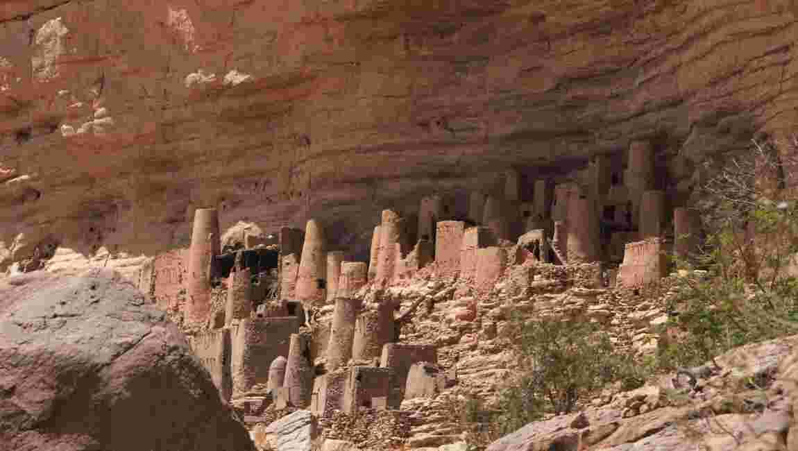 L'exceptionnel patrimoine de Bandiagara, victime de la guerre au Mali, va être réhabilité par l'Unesco
