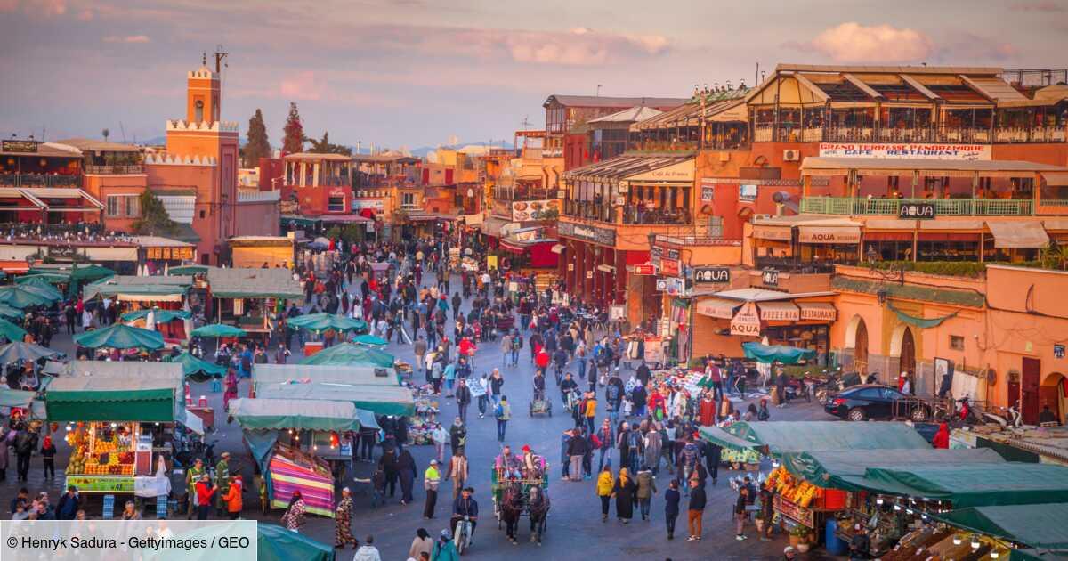 voyage au maghreb