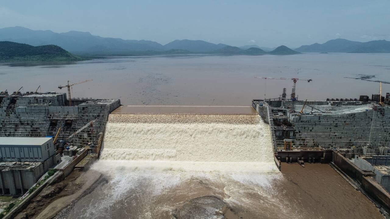 Barrage sur le Nil: l'Afrique du Sud exhorte à la poursuite des négociations