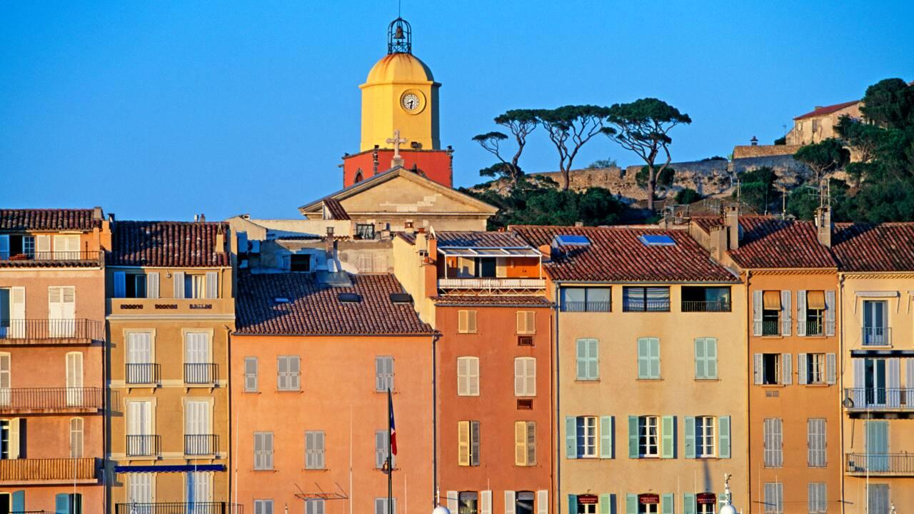 Coronavirus : Saint-Tropez impose à son tour le port du masque dans ses rues