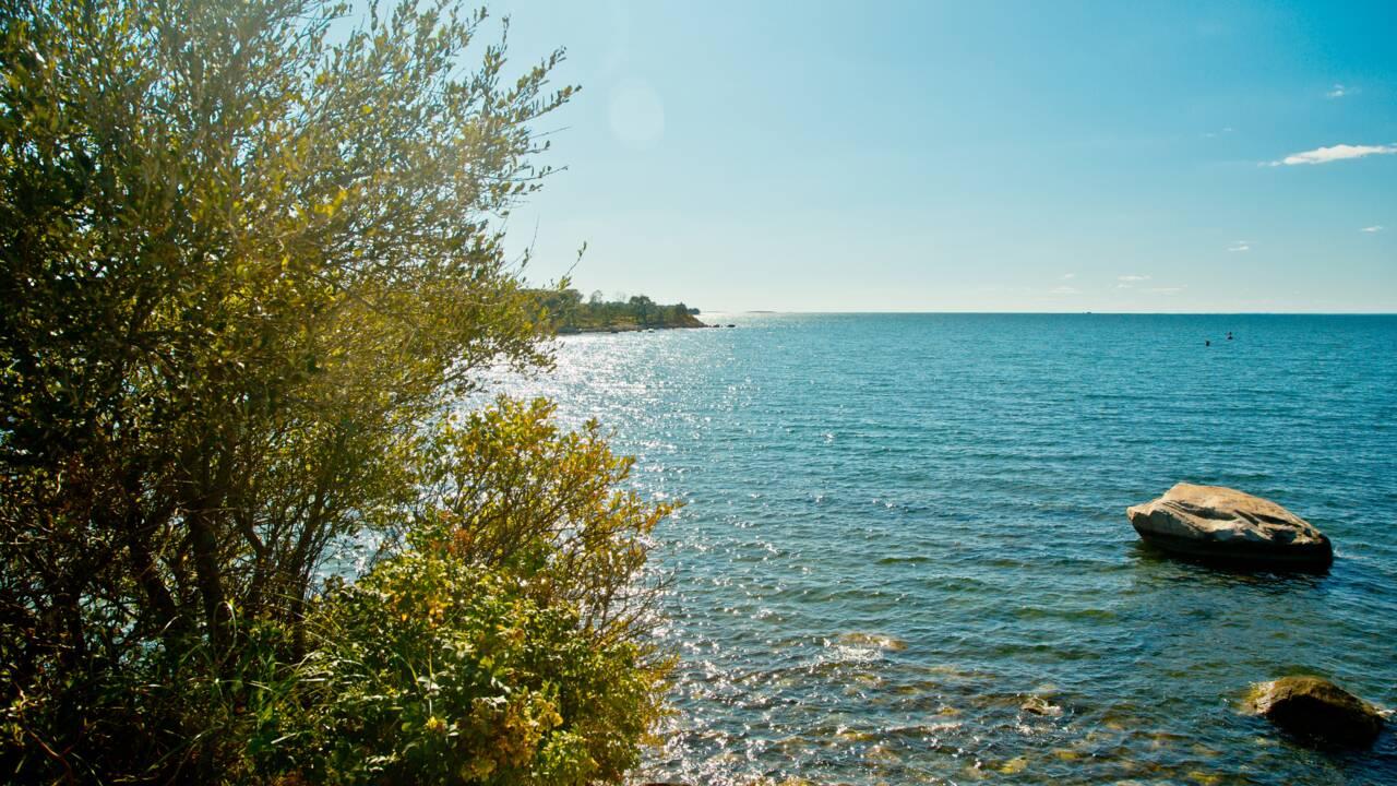 Pour la première fois depuis 300 ans, l'île de Sipson au large de Cap Cod ouvre au public