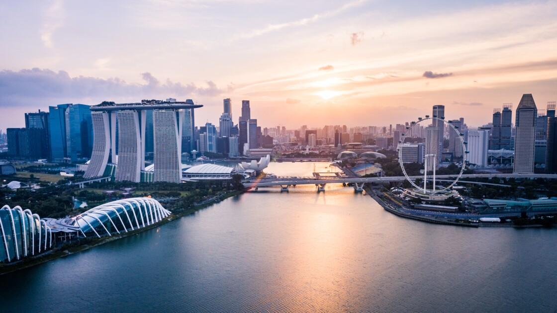 Coronavirus : les voyageurs vers Singapour sous surveillance électronique à partir du 11 août