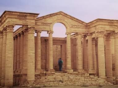 Voilà à quoi ressemblaient par le passé ces sites classés à l'Unesco