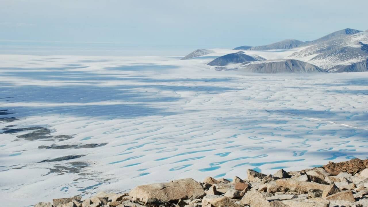 Dans l'Arctique canadien, la dernière barrière de glace encore intacte s'est rompue