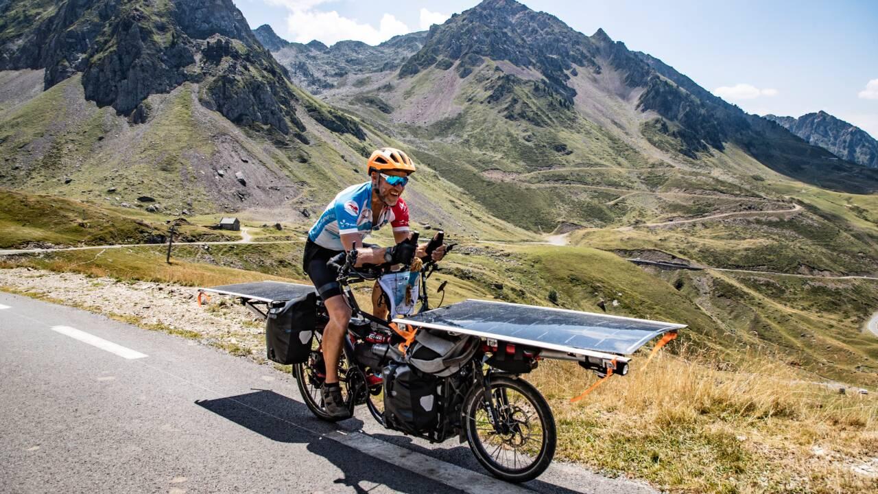 Sun Trip : après 3000 km à travers la France, les vélos solaires sont arrivés à destination