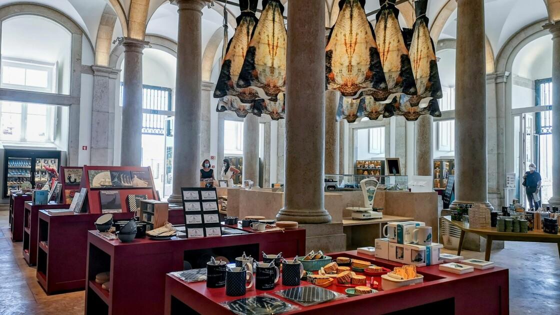 Le premier musée consacré à la morue a ouvert ses portes à Lisbonne