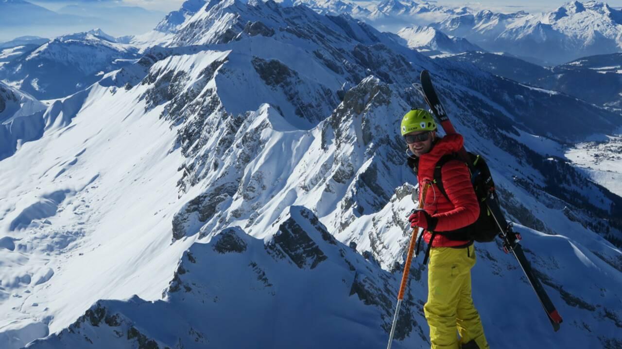 """Paul Bonhomme, cet alpiniste humaniste """"raide vivant"""""""