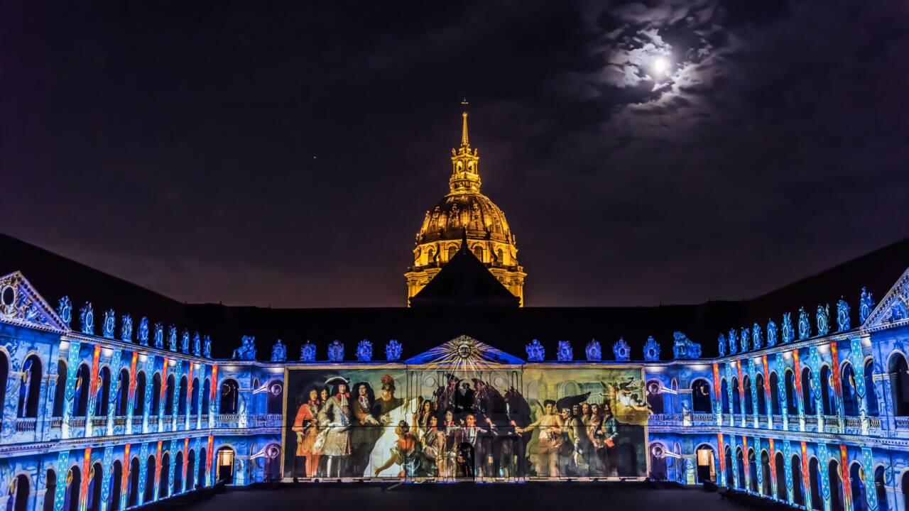 Sept spectacles son et lumière à ne pas manquer en France cet été