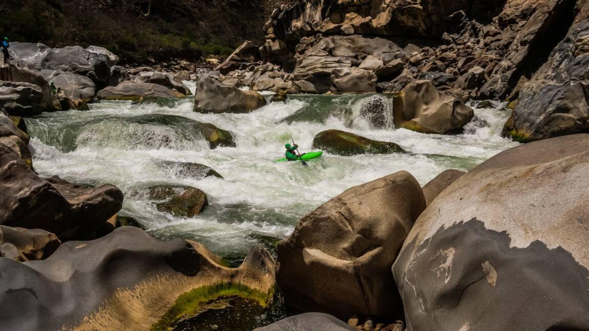 Au Pérou, ces six fous de kayak ont descendu la rivière Apurímac