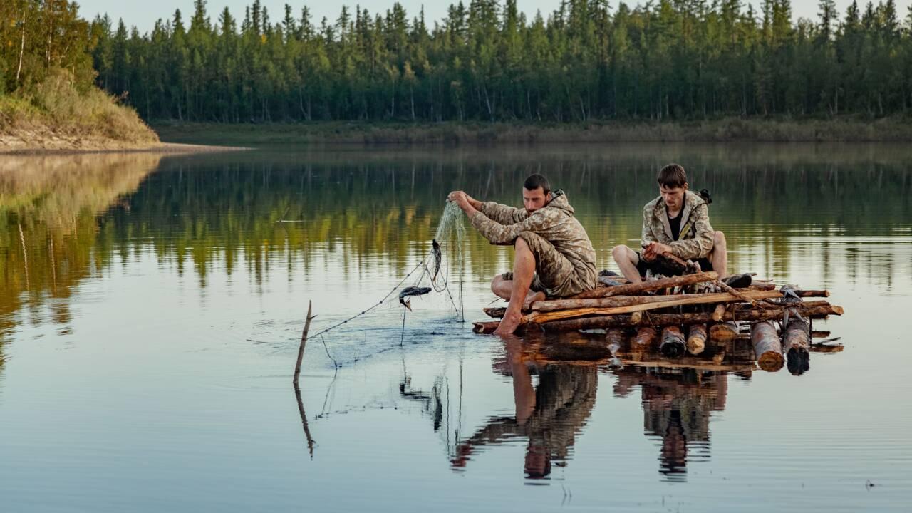 En Sibérie, ces deux jeunes Robinsons ont fait 300 km dans la taïga sans boussole ni GPS