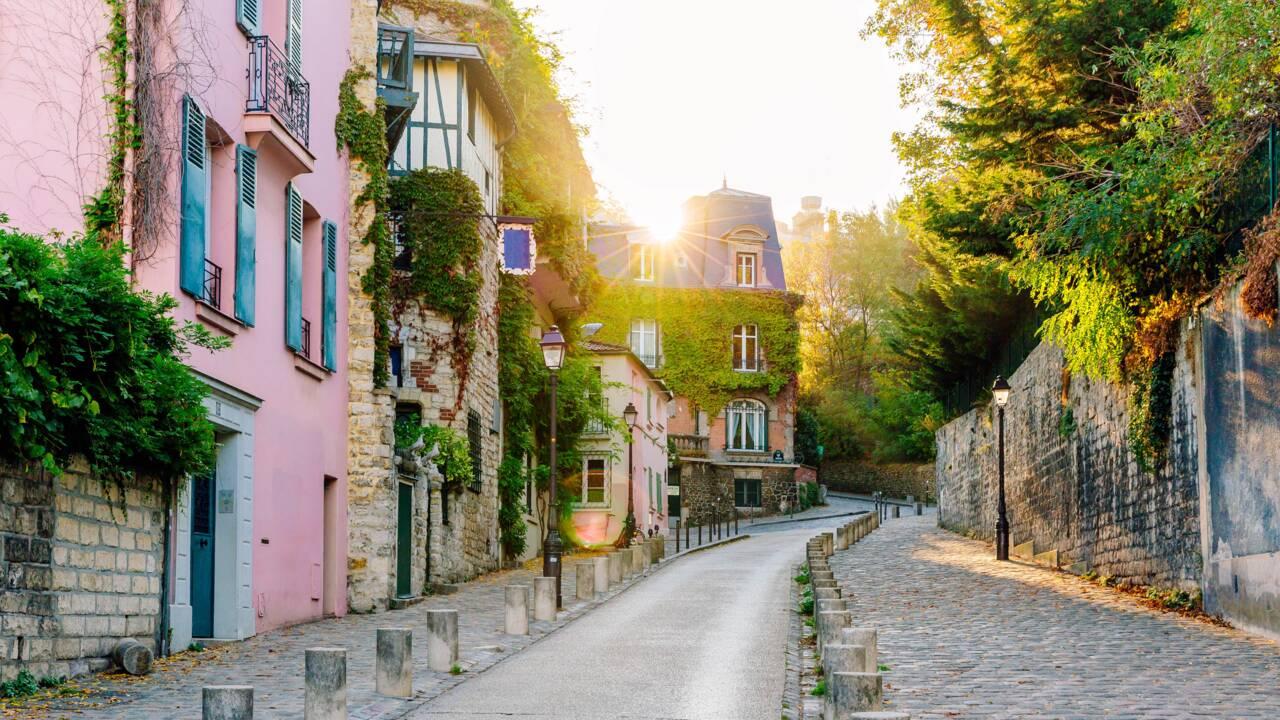 Avec cette application, participez à une chasse au trésor géante pour découvrir les secrets de Paris et l'Ile-de-France