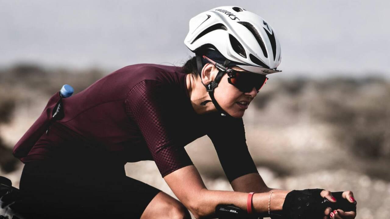 Perrine Fages, cette aventurière qui se prépare à engloutir les sentiers du Ladakh à vélo