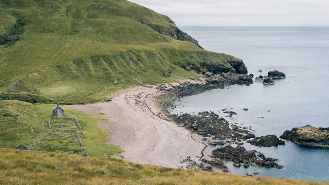 Cette superbe île écossaise de 36 habitants recrute de nouveaux résidents