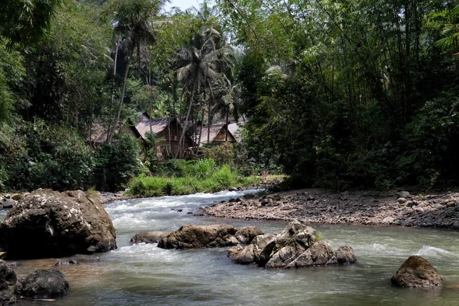 Une portion de rivière, un usage