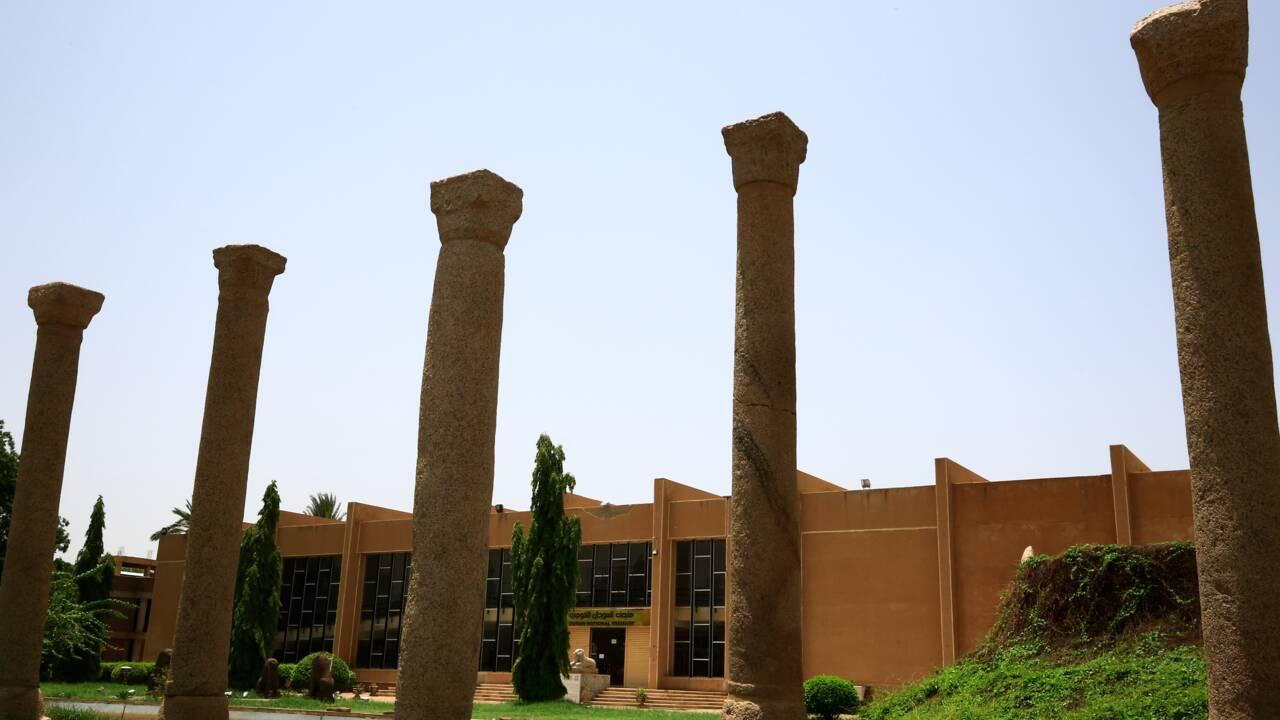 A l'abandon, le musée national du Soudan réhabilité par l'Italie rouvrira fin 2021