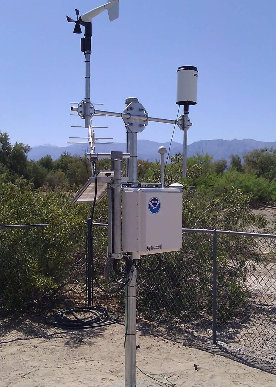 54,4°C à l'ombre dans la vallée de la Mort, un nouveau record de température ?