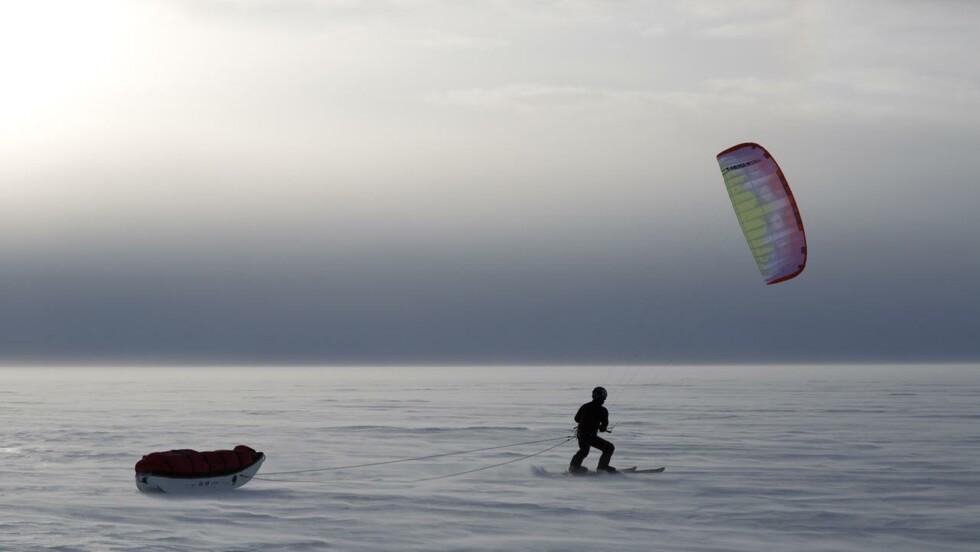 Après le pôle Sud, Matthieu Tordeur repart à l'aventure… au Groenland