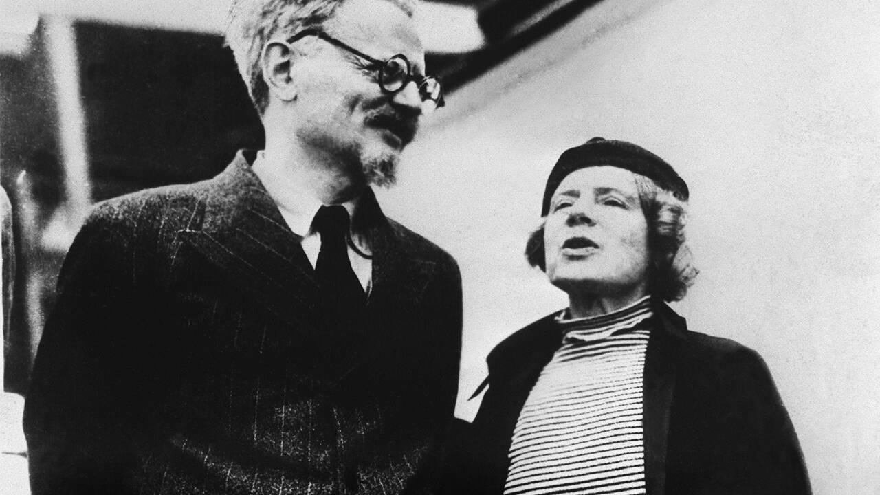 """Cinq choses à savoir sur Léon Trotski, père de la """"révolution permanente"""""""