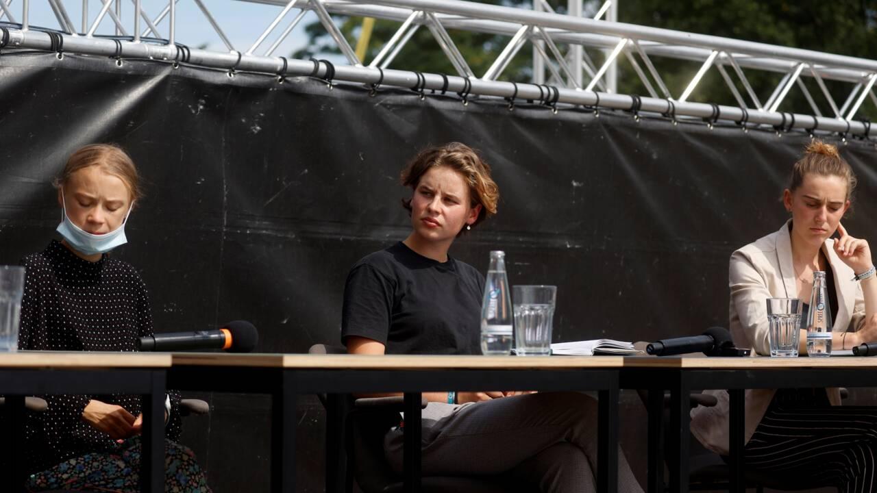 """Climat: Greta Thunberg dénonce """"l'inaction politique"""" après deux ans de mobilisation"""