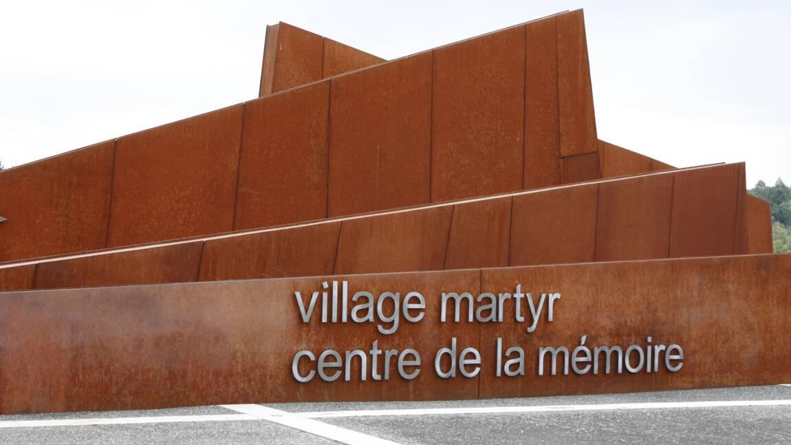 Indignation générale après des tags négationnistes à Oradour-sur-Glane
