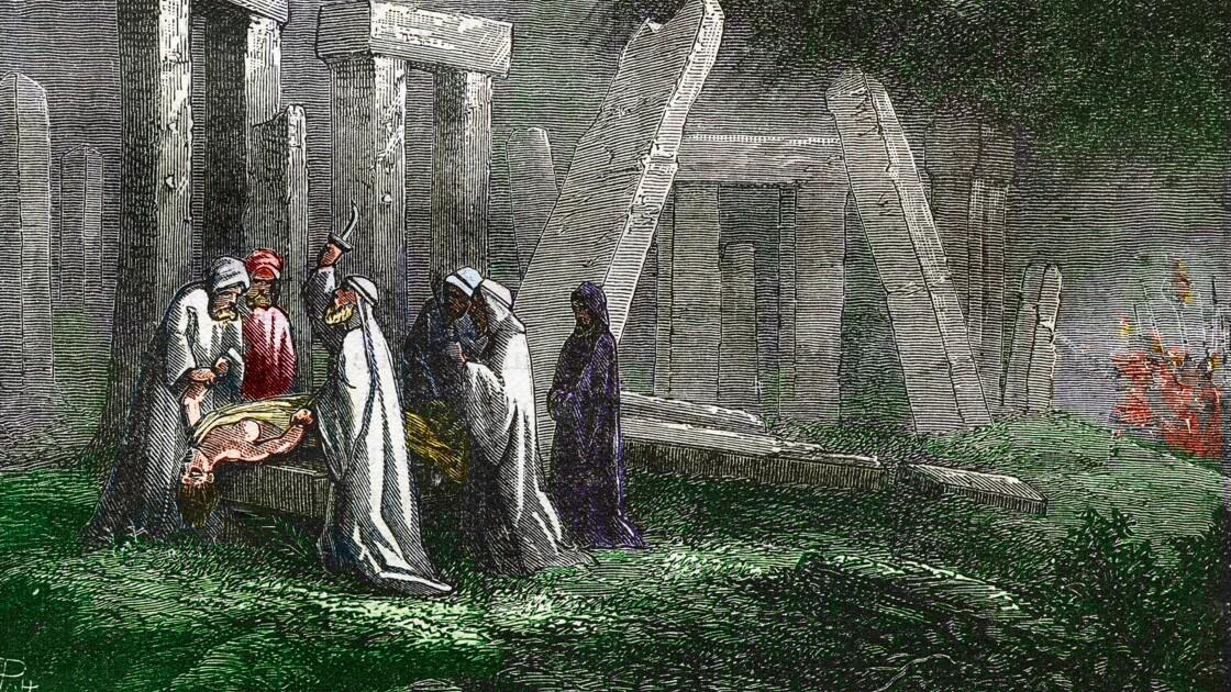 Qui étaient vraiment les druides ?