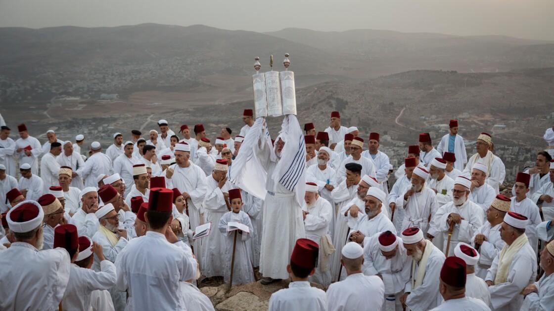 Terre sainte : en Cisjordanie, voyage au pays des derniers Samaritains