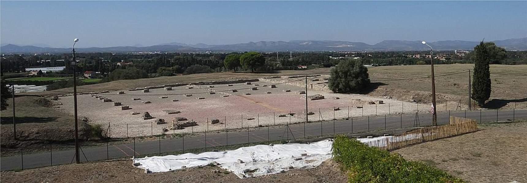 A 5 kilomètres de Perpignan : Ruscino, un oppidum romanisé