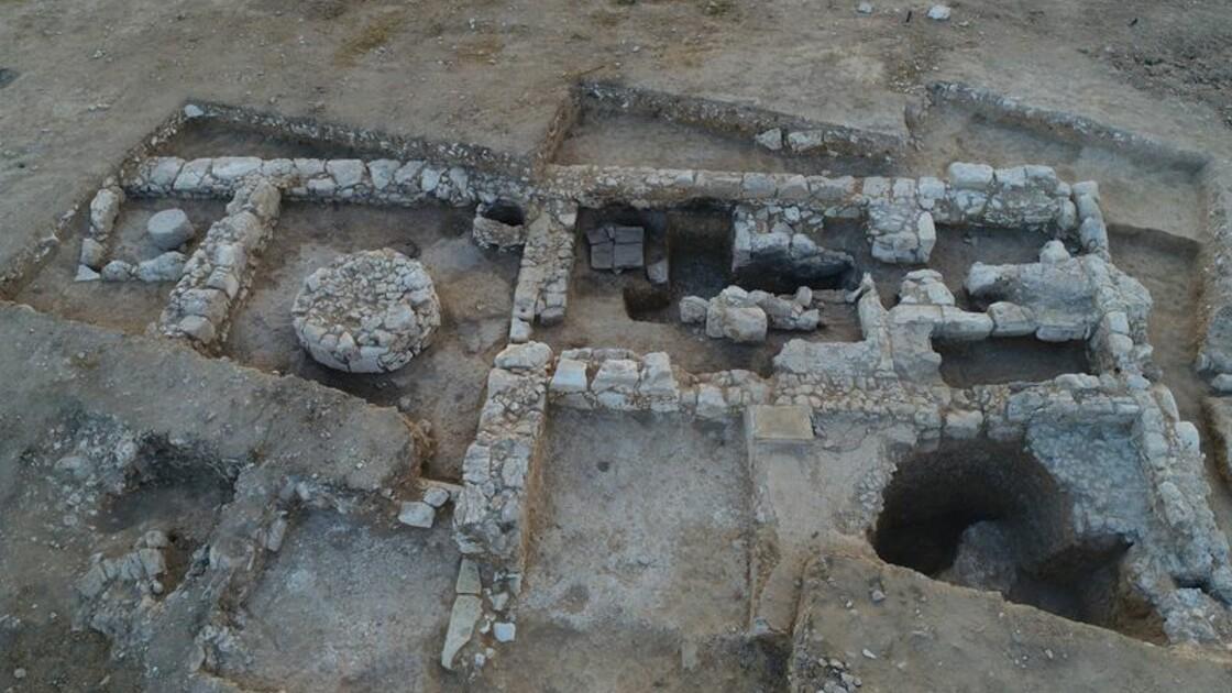 Des archéologues découvrent un atelier de fabrication de savon vieux de 1200 ans en Israël