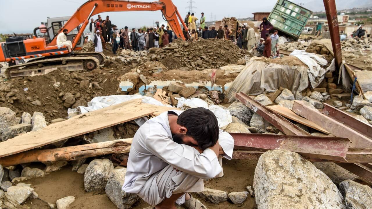 Afghanistan: une ville ravagée par une crue, au moins 100 morts