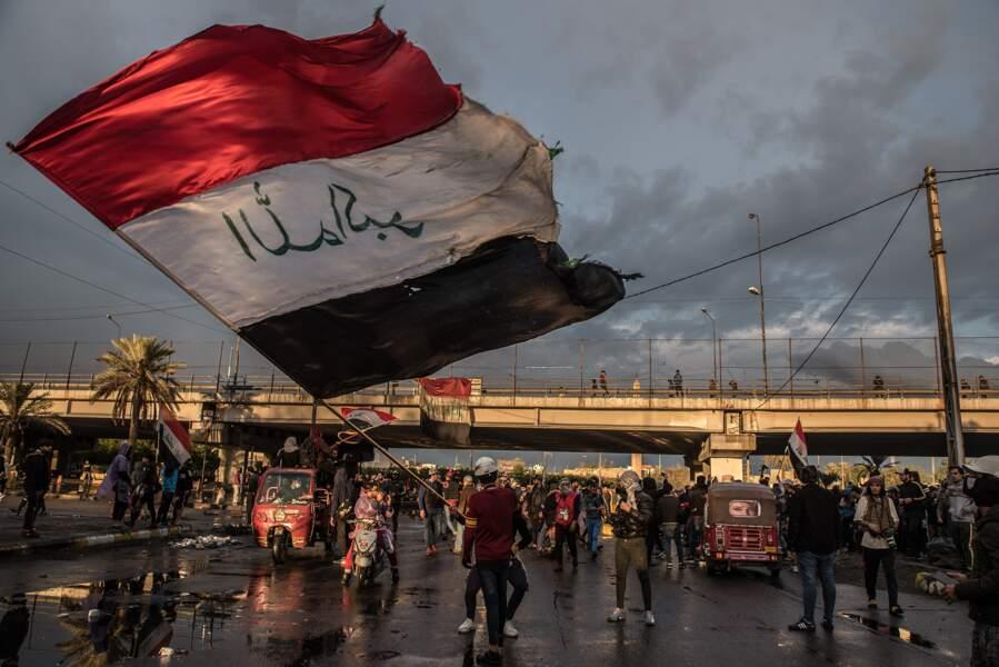 En Irak, cent jours de révolution
