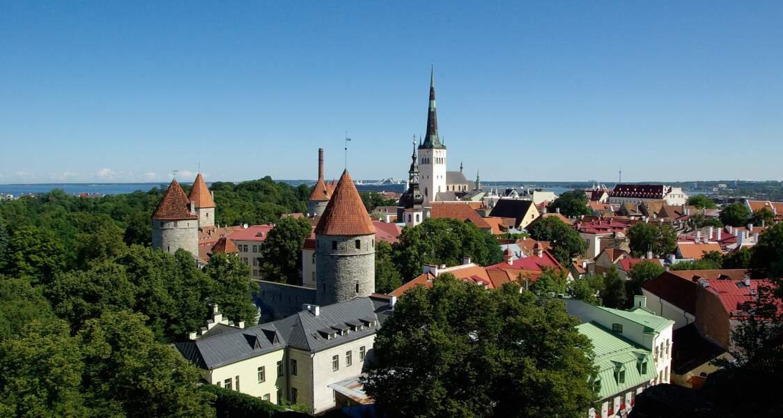 Tallinn (Estonie)