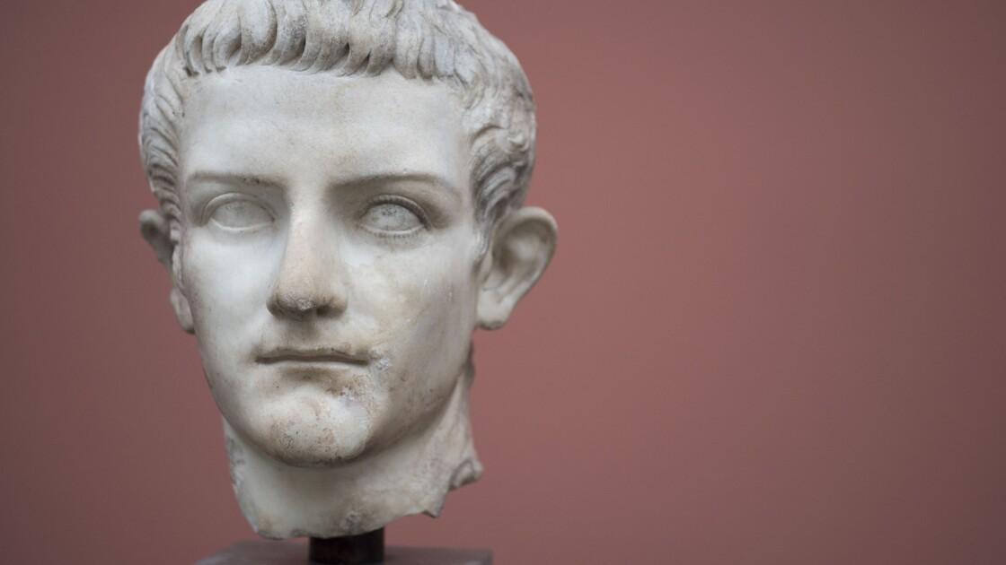 Qui était vraiment Caligula, l'empereur pervers ?