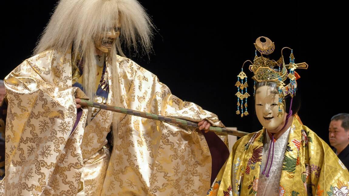 Le théâtre japonais nô en péril face à la crise du coronavirus