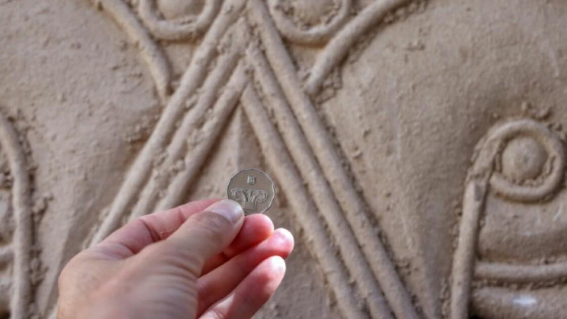 Les vestiges d'un palais vieux de 2.700 ans découverts à Jérusalem