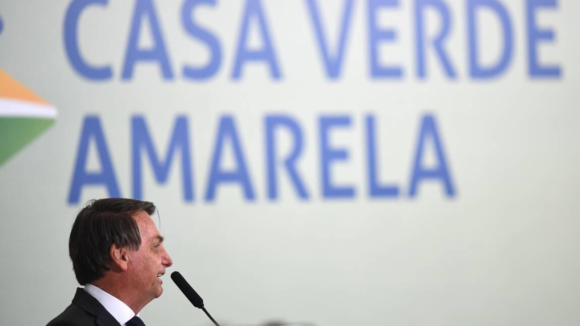 """Brésil: les ONG écologistes, un """"cancer"""" pour Bolsonaro"""