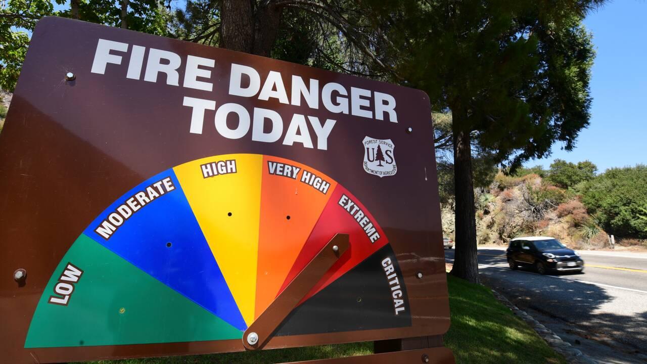 La Californie attend une nouvelle vague de chaleur propice aux incendies
