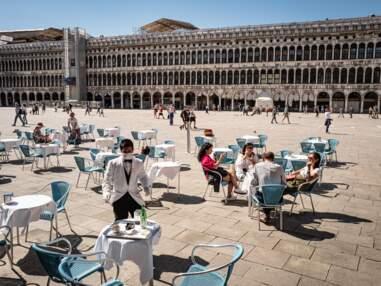Coronavirus : petit à petit, Venise reprend vie